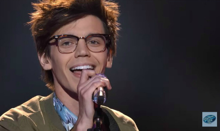 American Idol season 15 Top 4 MacKenzie Bourg