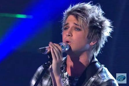 American Idol season 15, Top 5  Dalton Rapattoni