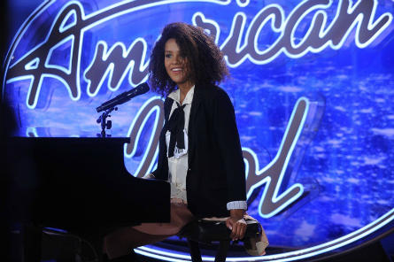 American Idol season 15 Top 5 eliminated Tristan McIntosh