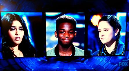 American Idol season 15 top 6, Sonika Vaid, Lee Jean, Avalon Young