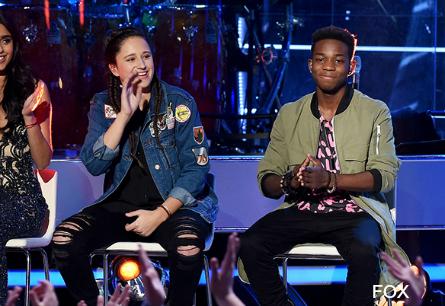 American Idol season 15 top 6, Avalon Young, Lee Jean