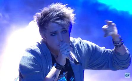 American Idol season 15, Dalton Rapattoni top 6