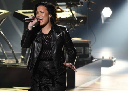 American Idol Top 8, Demi Lovato