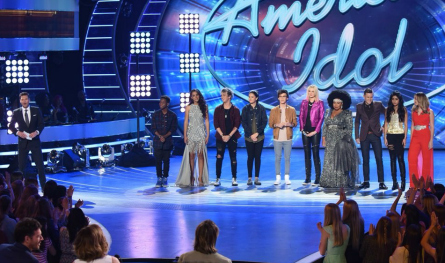 American Idol Top 10 elimination