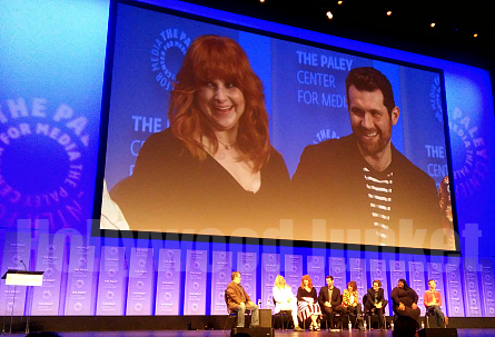 Difficult People season 2 at Paley Fest, Julie, Billy