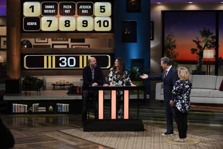 Celebrity Name Game, Ali Landry