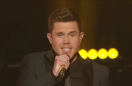 American Idol season 15, Trent Harmon