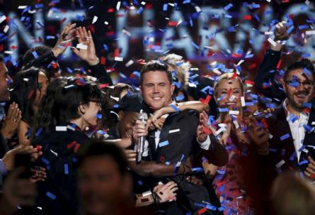 American Idol season 15 finale winner Trent Harmon