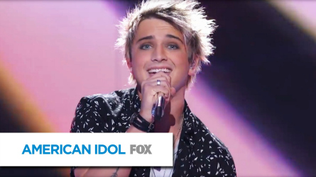 American Idol season 15 finale eliminated Dalton Rapattoni