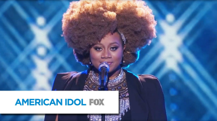 American Idol season 15 finale eliminated La'Porsha Renae