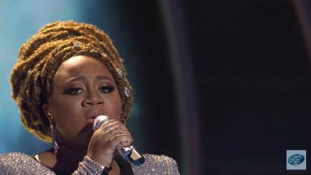 American Idol 2016 Top 3, La'Porsha Renae
