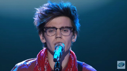 American Idol 2016 Top 3, MacKenzie Bourg