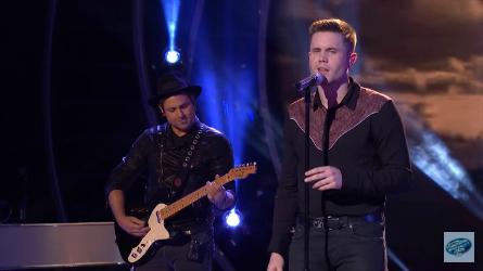 American Idol 2016 Top 3, Trent Harmon