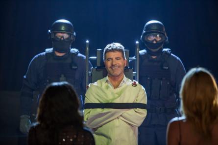 America's Got Talent season 11 Simon Cowell