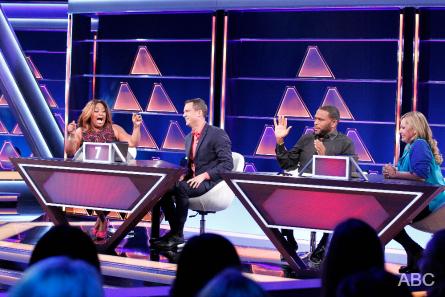 $100 000 Pyramid Sherri Shepherd, Anthony Anderson