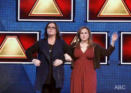 $100 000 Pyramid Rosie O'Donnell, Kathy Najimy