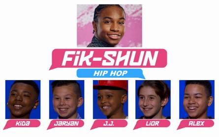 SYTYCD 2016, All-Stars Team Fik-Shun