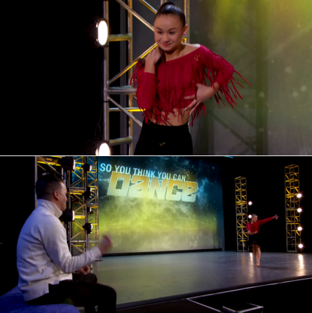 SYTYCD season 13 New York, Ruby Castro