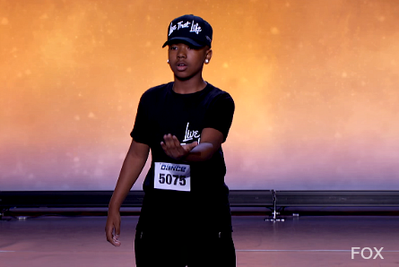 SYTYCD season 13, Top 10, Kida