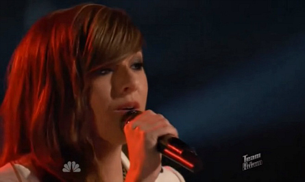 The Voice Christina Grimmie, Drake