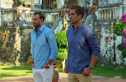 The Bachelorette season 12 week 8, Robby, Jordan