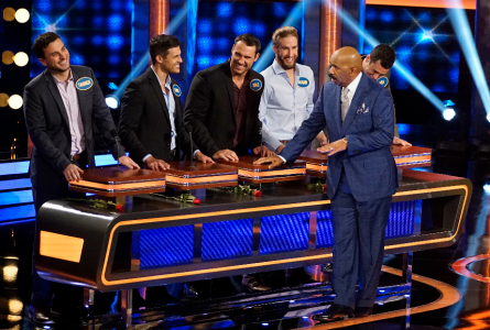 Celebrity Family Feud 2016, Bachelors