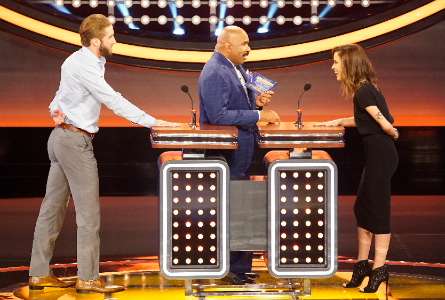 Celebrity Family Feud, Shawn Booth, Kaitlyn Bristowe
