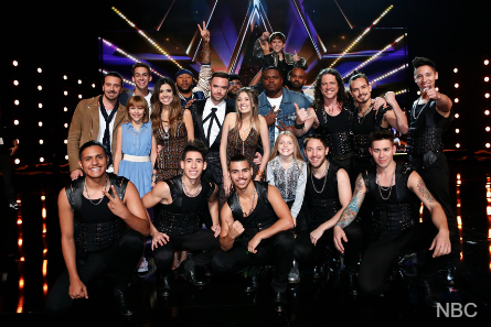AGT 2016 Results 3 Semi-Final acts