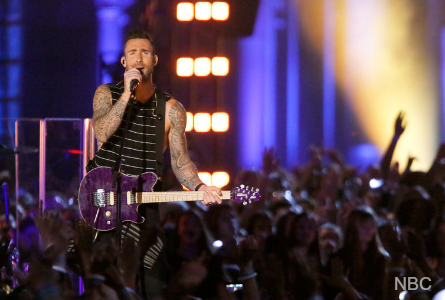 The Voice season 11, Adam Levine