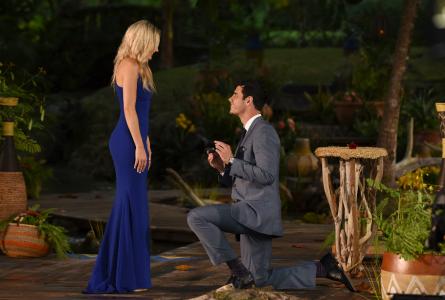 Ben and Lauren, The Bachelor, ABC