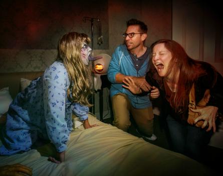 HHN 2016 The Exorcist