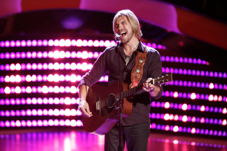 The Voice season 11 Austin Allsup