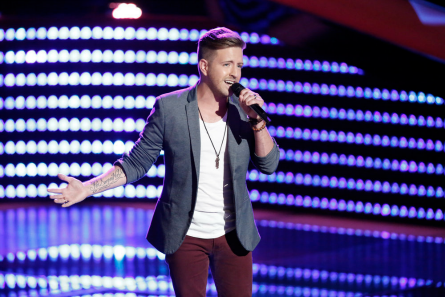 The Voice season 11 premiere Billy Gilman