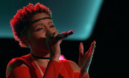 The Voice season 11, blind auditions, Bindi Liebowitz