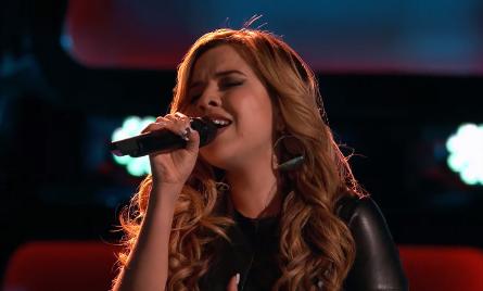 The Voice season 11 blind auditions, Elia Esparza