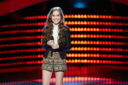 The Voice season 11 Khaliya Kimberly