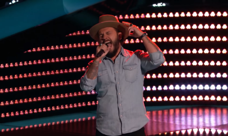 The Voice season 11, blind auditions, Lane Mack