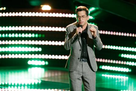 The Voice season 11 Michael Sanchez