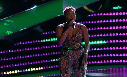 The Voice season 11, Simone Gundy