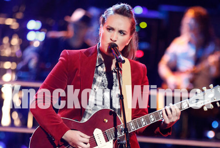 The Voice 11, Knockouts, Kylie Rothfield