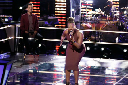 The Voice 11, Knockouts, Dave Moisan, Simone Gundy