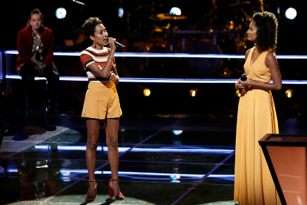 The Voice 11, Knockouts,  Kylie Rothfield, Whitney& Shannon