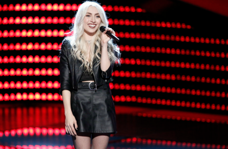 The Voice 11, Blind Auditions, Maye Thomas
