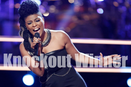 The Voice 11 Knockouts Courtney Harrell