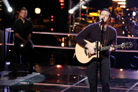The Voice 11 Knockouts, Billy Gilman vs. Ponciano Seoane