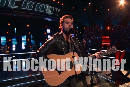 The Voice 11 Knockouts, Brendan Fletcher