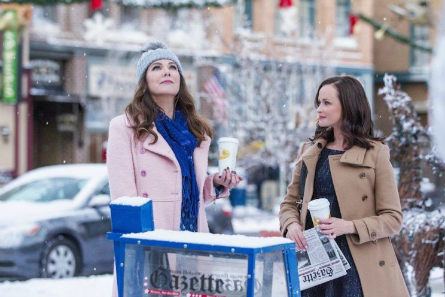 Gilmore Girls: A Year in the Life, Lorelai and Rory