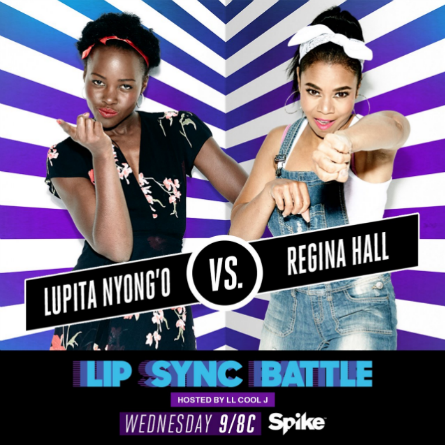Spike Lip Sync Battle Lupita Nyong'o vs Regina Hall