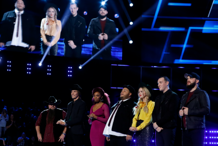 The Voice 11 live playoffs results