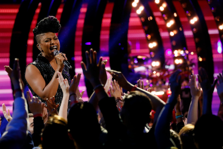 The Voice 11, Top 10 Courtney Harrell